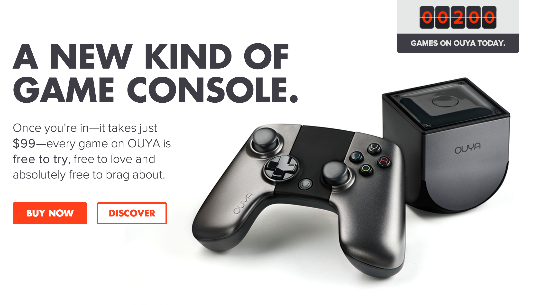 The Ouya and its many problems – Caesoose com